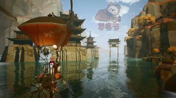 探索东方幻想世界冒险新作 《黄昏沉眠街》现已推出