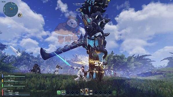 《梦幻之星Online 2 新世纪》推国际版 5月开始亚洲地区开测