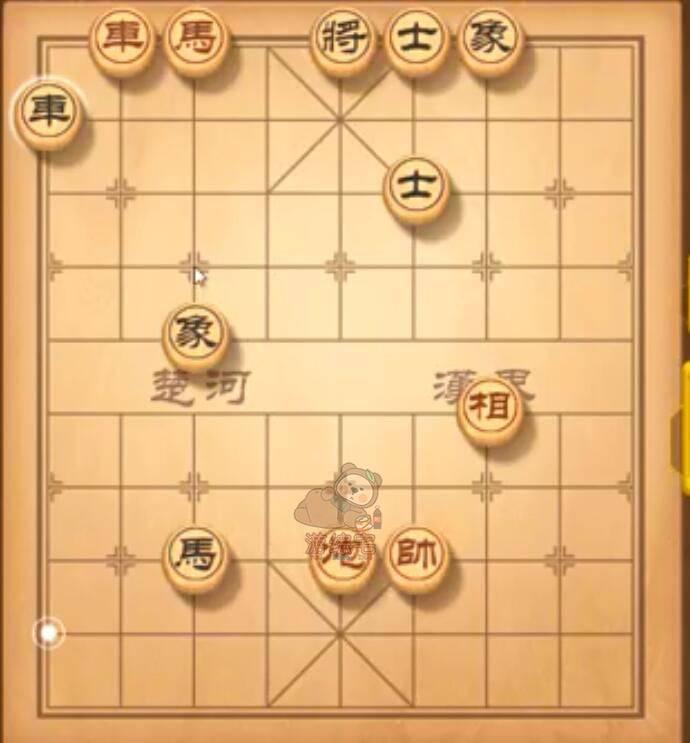天天象棋残局挑战227期破解方法:5月3日残局挑战227关破解方法图片1
